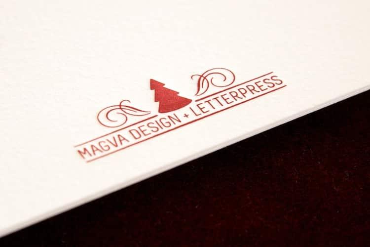Christmas logo | MAGVA