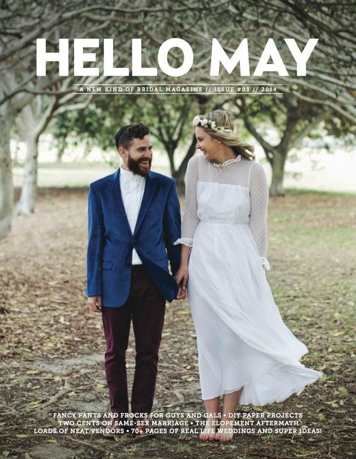 Bridal Magazine   HELLO MAY