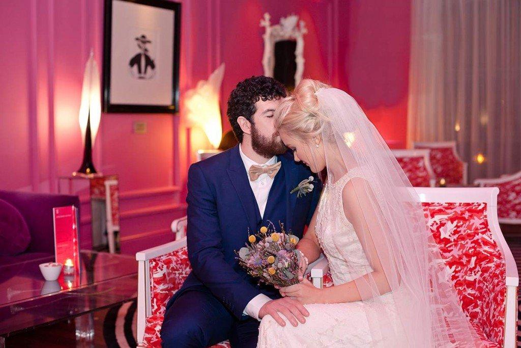 Wedding g hotel | Lisa & Eoin