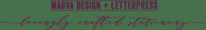 MAGVA Design + Letterpress